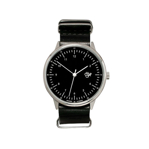 Cheapo Watch Harold - Black/Black/Silver