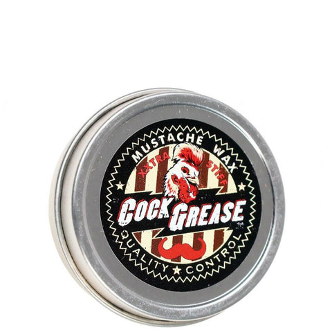 Cock Grease Moustache Wax