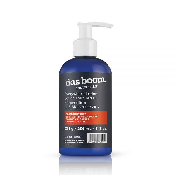 Das Boom Everywhere Lotion - Bourbon County