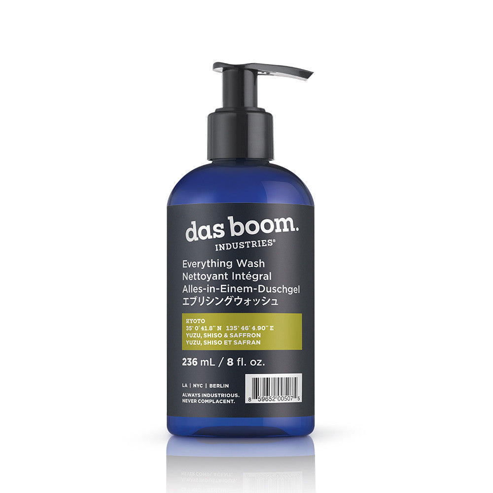 Das Boom Everything Wash - Kyoto