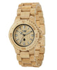 WeWood Date Watch - Beige