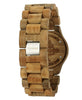 WeWood Date Watch - Teak