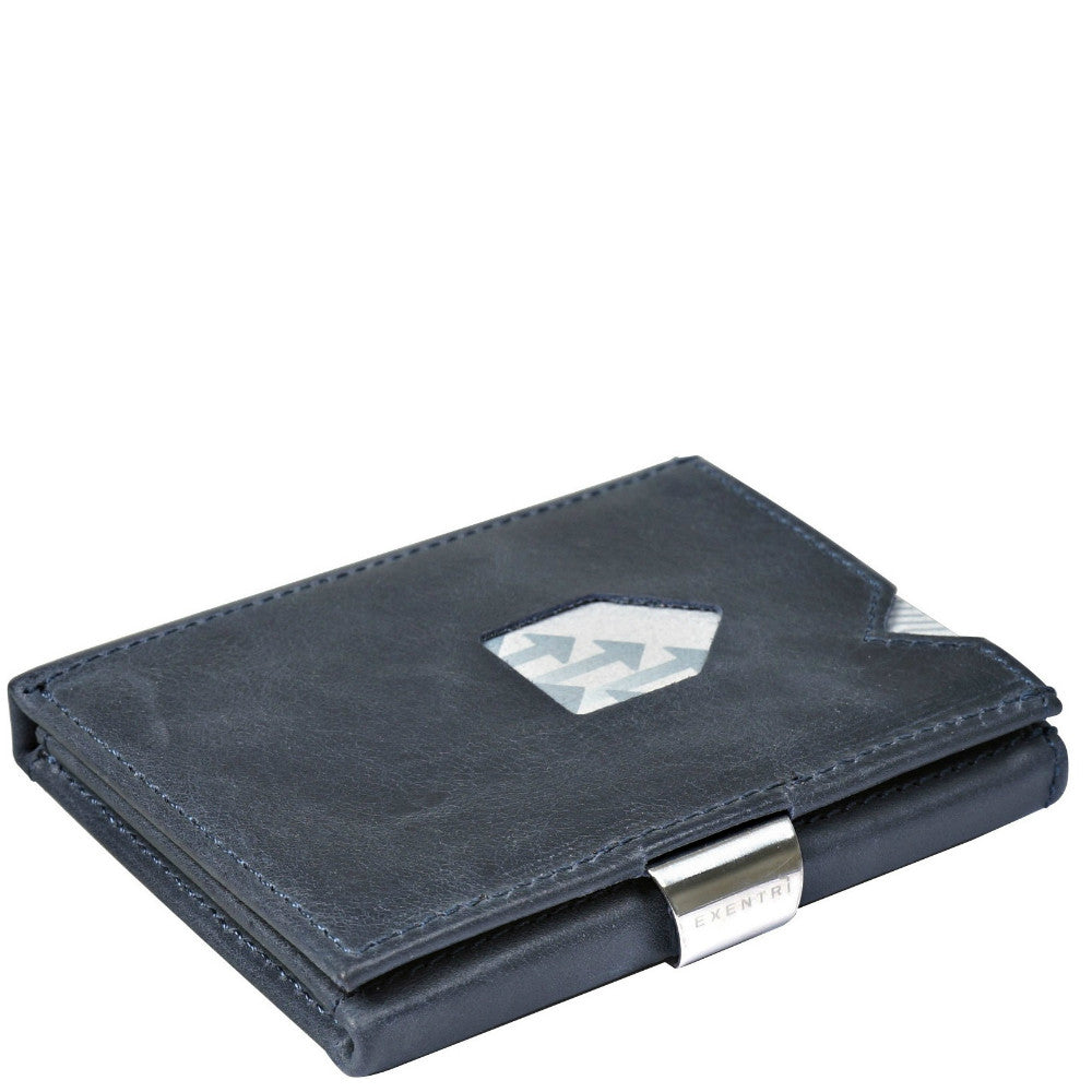 Exentri Trifold Wallet - Blue