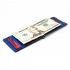 Orchill Captain Italian Wallet-- Black/Blue