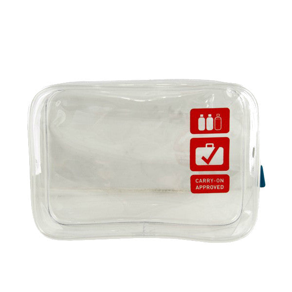 Flight 001 Carry-On Quart Bag - Clear