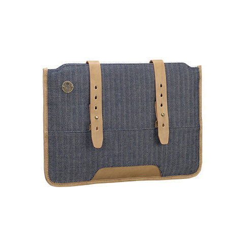 The Supply Cotton Denim Laptop Sleeve - 13 inch