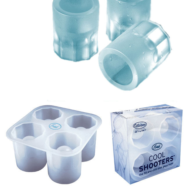 Shot Glass Ice Cube Tray