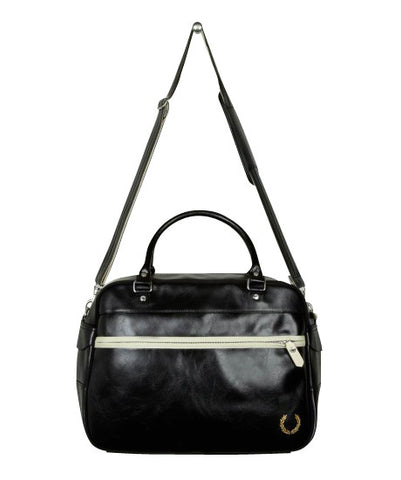 Fred Perry Overnight Bag - Black
