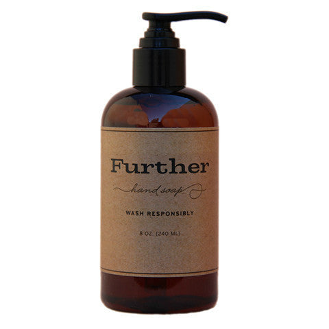 Further Hand Lotion - 8 oz
