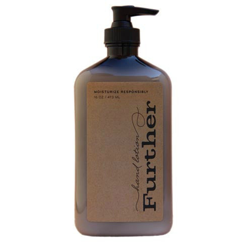 Further Hand Lotion - 16 oz
