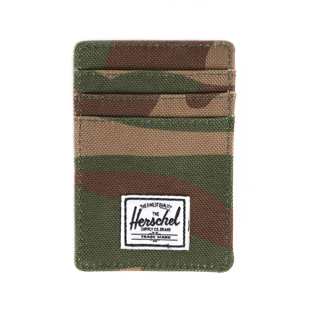 Herschel Supply Raven Wallet - Camo