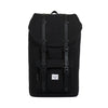 Herschel Little America Canvas Backpack - Black 2