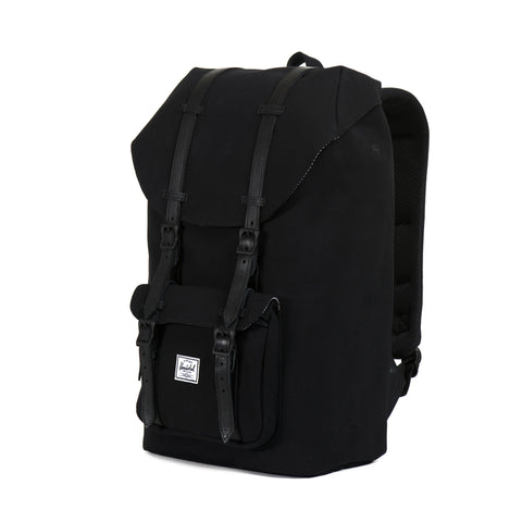 Herschel Supply Little America Canvas Backpack - Black