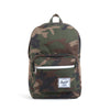 Herschel Supply Pop Quiz Backpack - Woodland Camo
