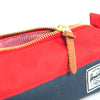 Herschel Supply Settlement Pencil Case - Navy & Red