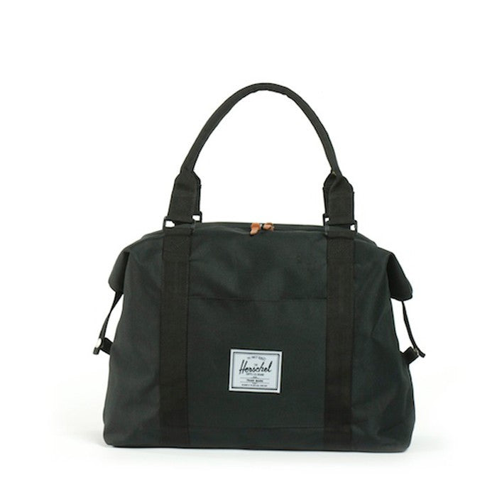 Herschel Supply Strand Duffel Bag - Black