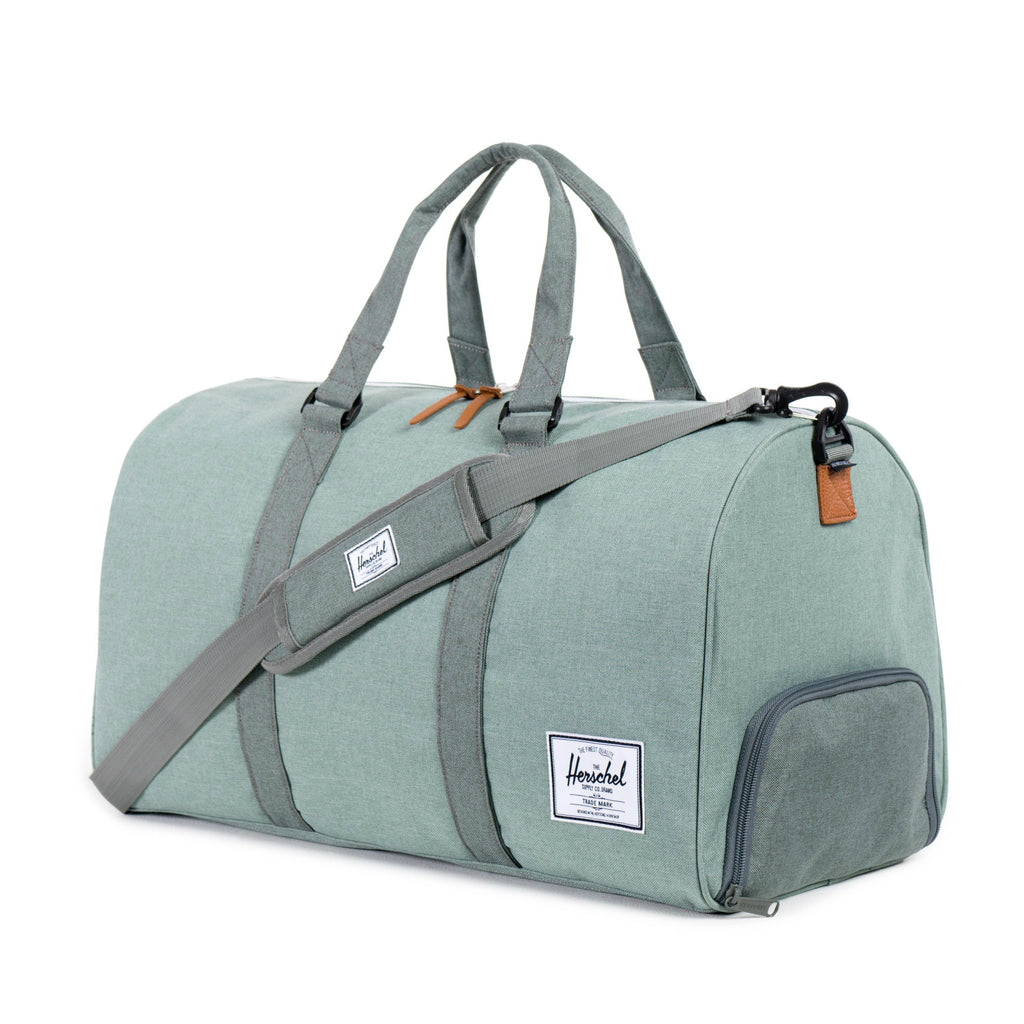 eac7ee4f76a Herschel Supply Novel Duffel Bag - Crosshatch Army    Maxton Men