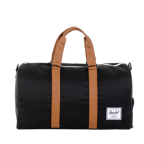 Herschel Supply Novel Duffel Bag - Black & Tan