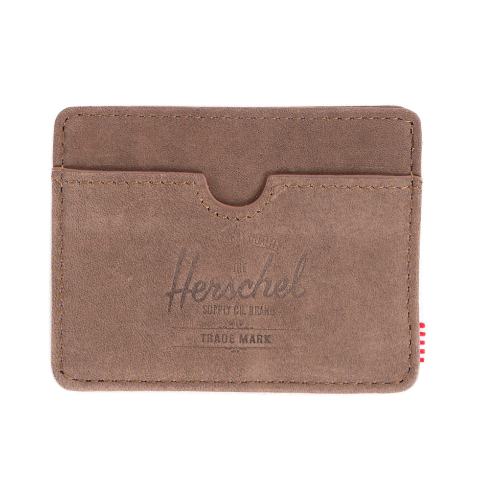 Herschel Supply Charlie Wallet - Nubuck Leather