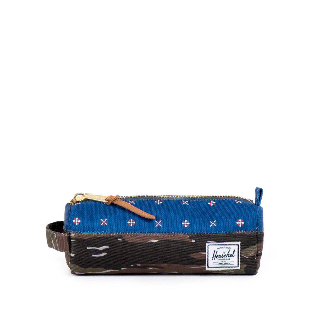 Herschel Supply Settlement Pencil Case - Tiger Camo/Hyde