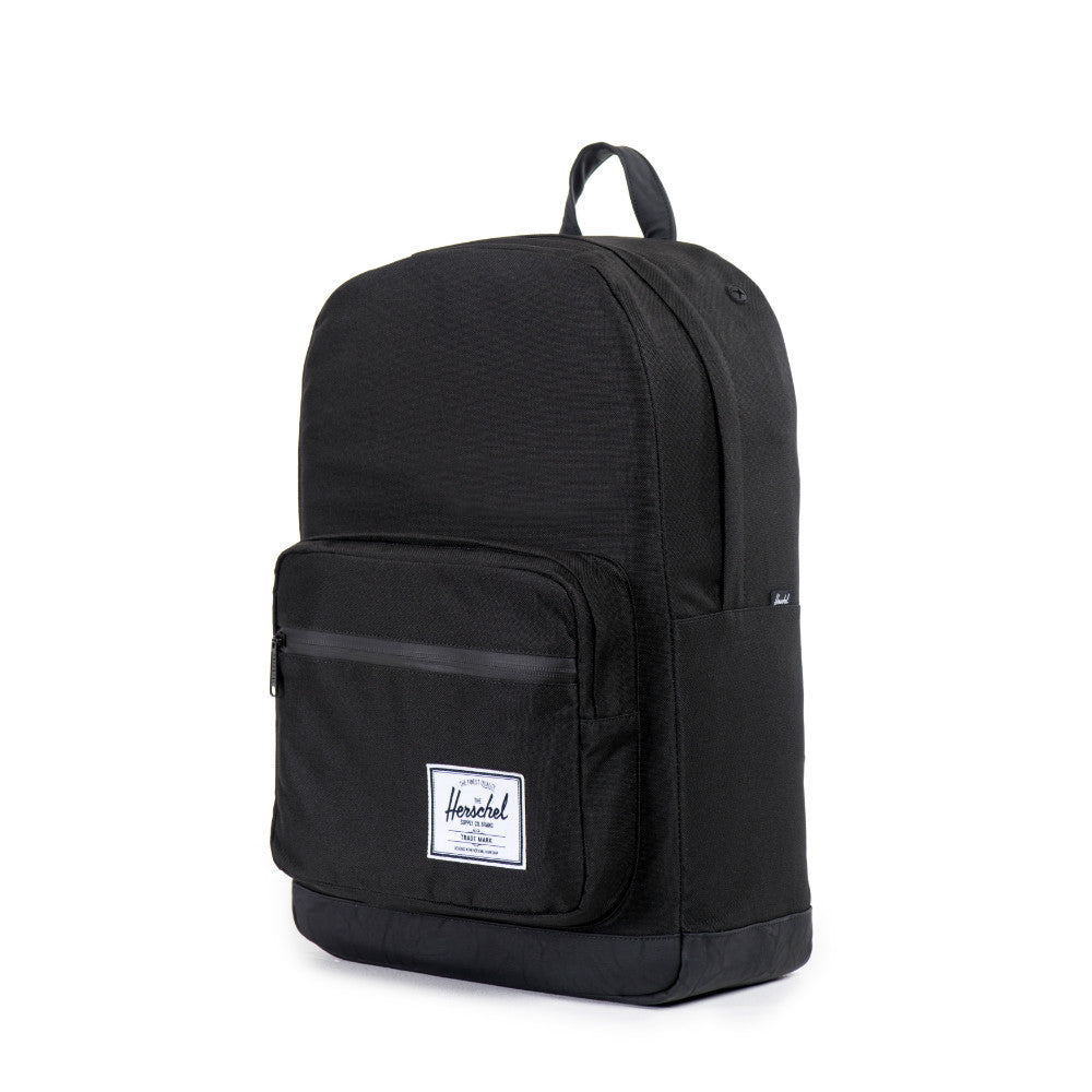 24f70918ef2a Herschel Supply Pop Quiz Backpack - Black Black    Maxton Men