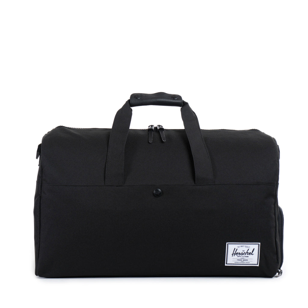 Herschel Supply Lonsdale Duffel Bag - Black
