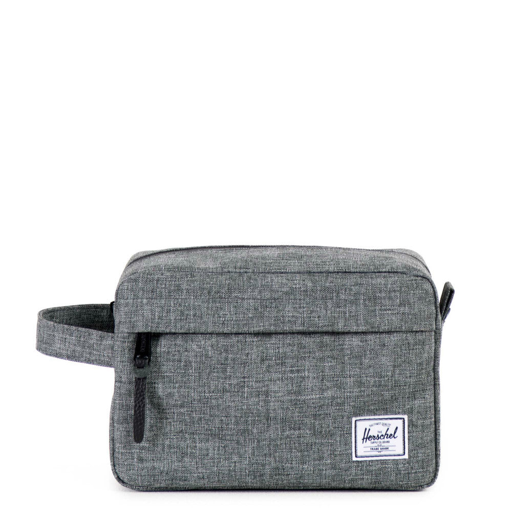 Herschel Supply Chapter Travel Bag - Crosshatch Raven