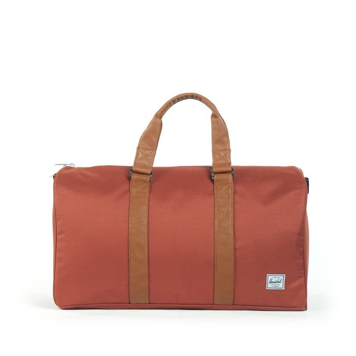 Herschel Supply Ravine Duffel Bag - Rust & Tan