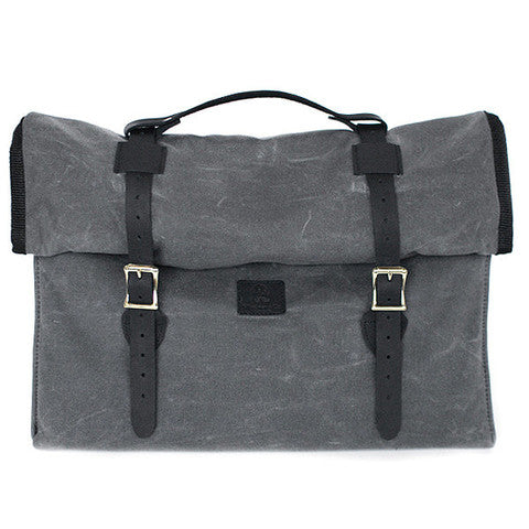 E. Holmes Laptop Case - Charcoal