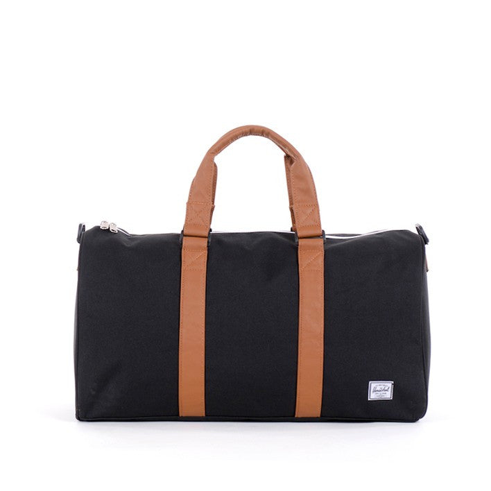 Herschel Supply Ravine Duffel Bag - Black & Tan