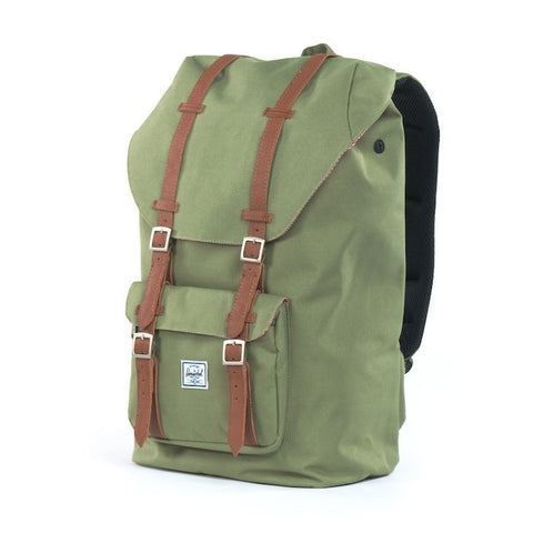 Herschel Supply Little America Backpack - Olive Green Drab
