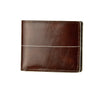 Thunderbird Slimfold Wallet - Brown & Ivory