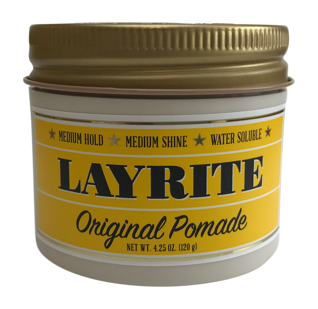 Layrite Deluxe Pomade Original - 4 oz