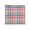 Blade + Blue - Medina Multi Plaid Pocket Square