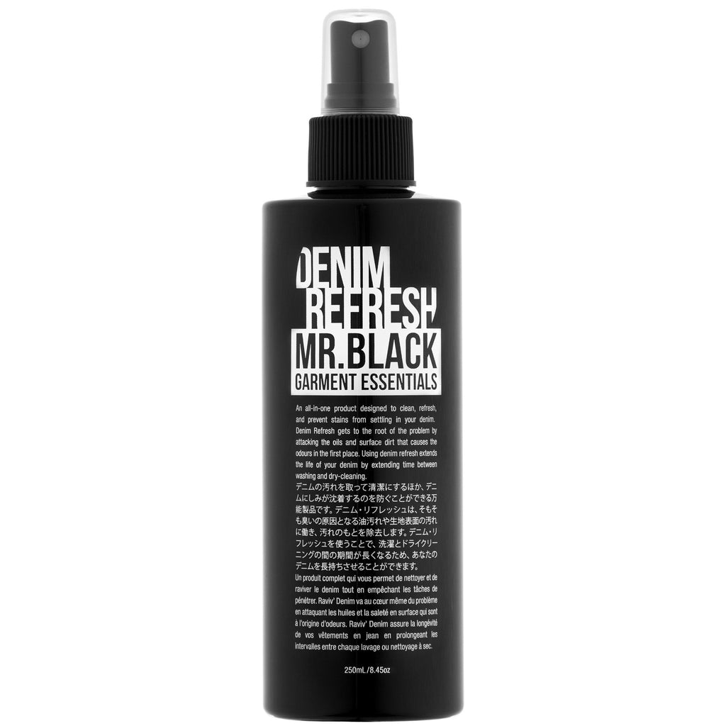 Mr.Black Denim Refresh