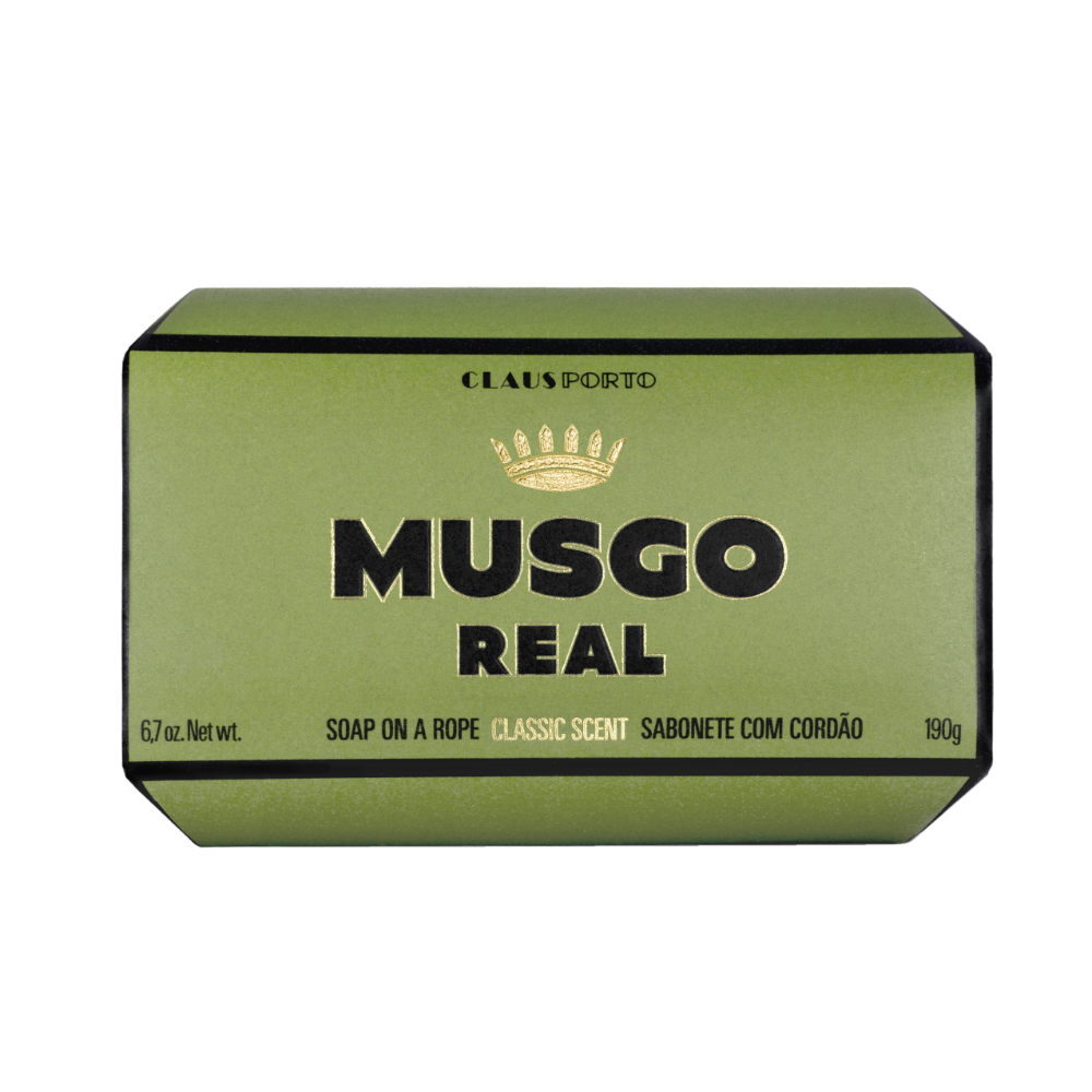 Musgo Real Soap on a Rope - Classic