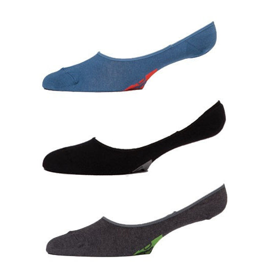 No See Ums Socks - 3-pack - Garden