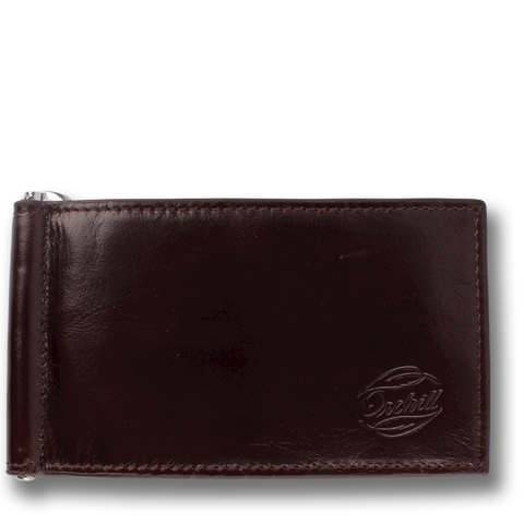 Orchill Portside Window Wallet - Rich Mahogany