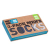 Men's Recycled Crew Sock Box