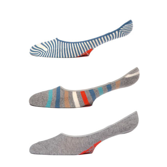 No See Ums Socks - 3-pack - Seed
