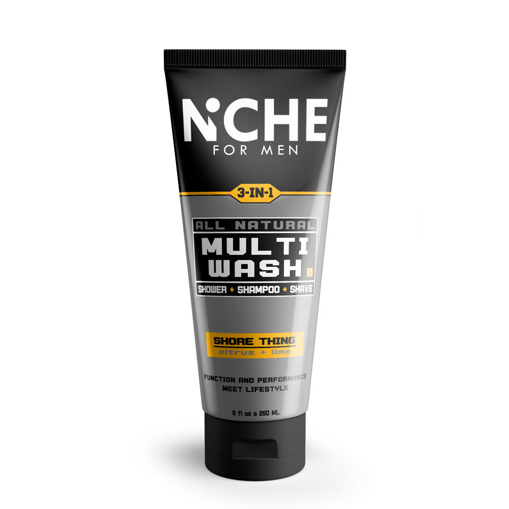Niche for Men 3-in-1 Natural Multi-Wash - Shore Thing