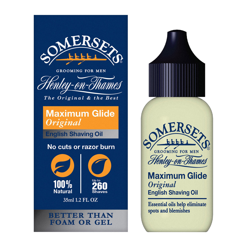 Somersets Shaving Oil - Original