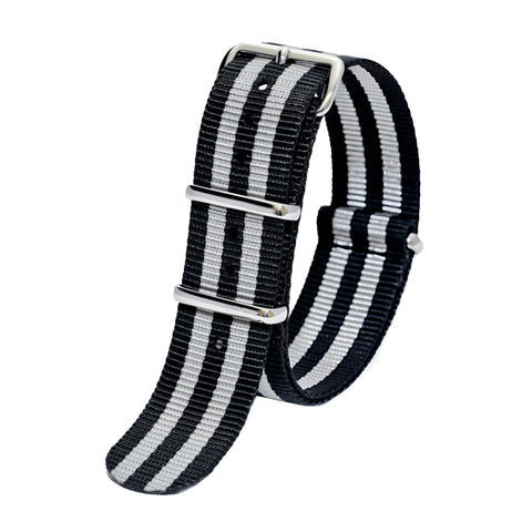Sutter & Stockton - Sutter & Stockton - Military Watch Strap - Bond