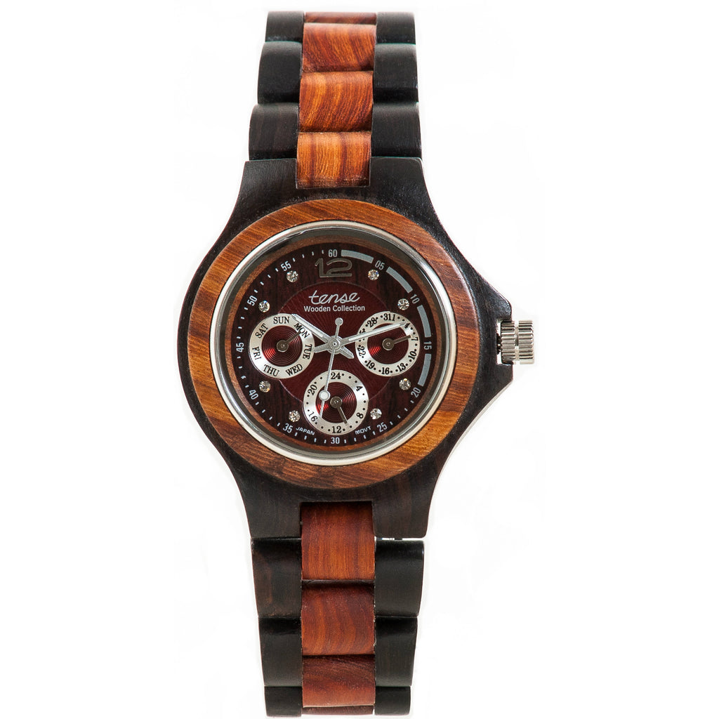 Tense Wooden Watch - Northwest 4300DS