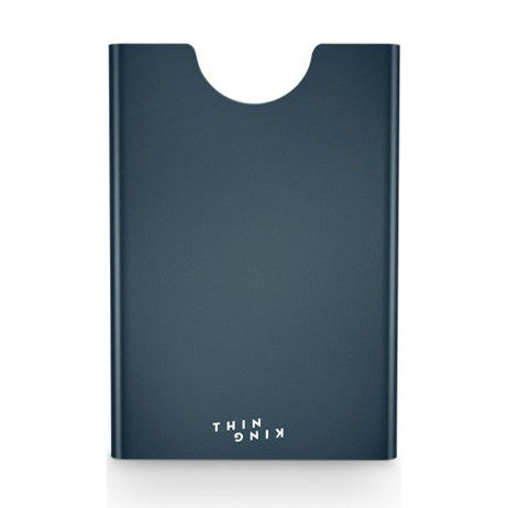 Thin King Aluminum Card Case - Titan