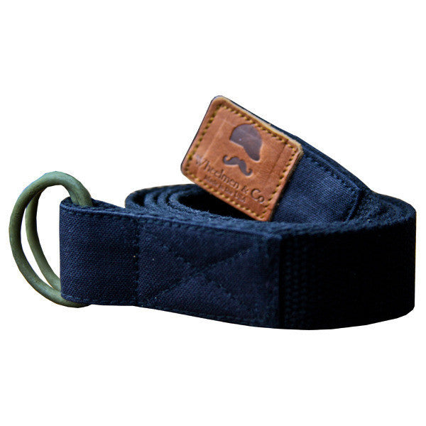 The Thomas Belt - Black