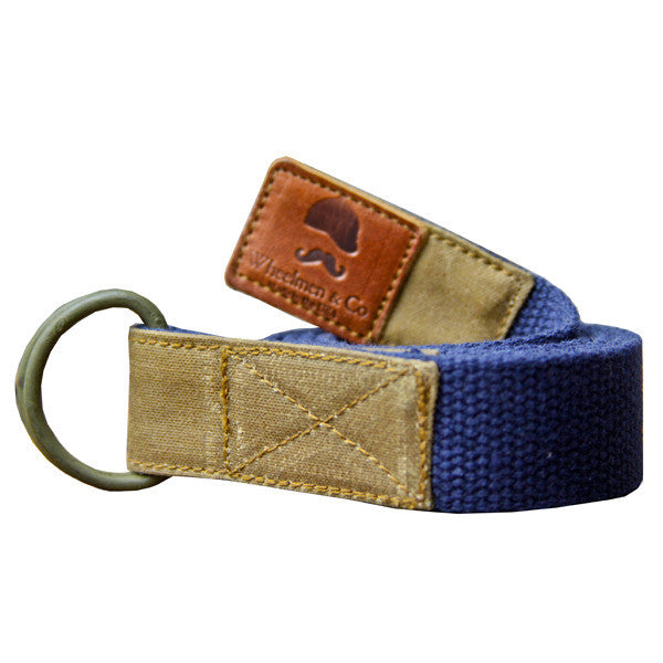 The Thomas Belt - Navy