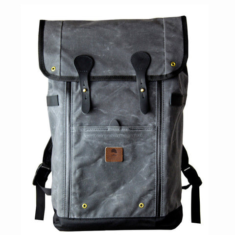 Babylon Backpack - Charcoal