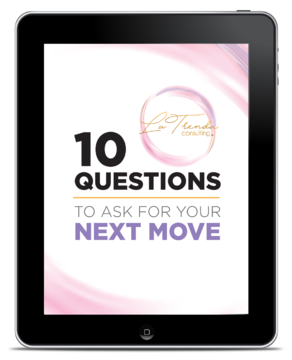 Worksheet: 10 Questions to Ask for Your Next Move