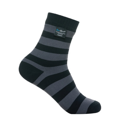 DexShell Ultralite Bamboo Ankle Length Sock (Grey)